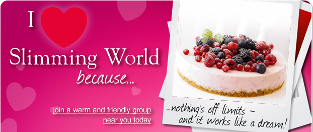 I love Slimming World!